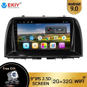 EKIY 9 '' IPS Para CX5 CX5 CX 5 2012 2020 Radio Car Multimedia Reproductor de vídeo de navegación GPS para Android 9.0 No se 2din coches reproductor de DVD DVD