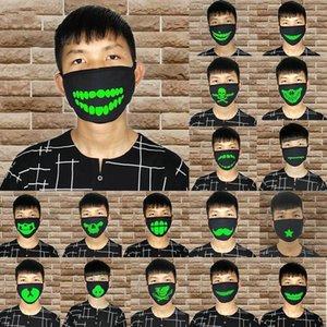 Maske ve Nefes Tam Maskeleri Koyu Vampire Glow Face Extreme Ürün Bnpxk bir Neopren konforlu Kalite Tasarım