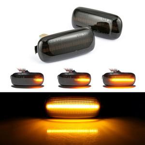 A su vez condujo marcador lateral, luz intermitente señal de luz para Audi A3 S3 A4 S4 RS4 A6 S6