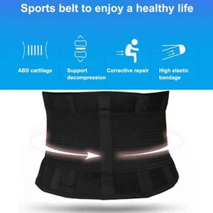 Women Men Easy Wear Waist Trimmer Sweat Wrap Slimming Workout Abdominal Gym Back Body Shaper Muscle Compression