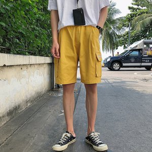 2019 New Style Mens Pants Casual Fashion Designer Pants High Quality Trend Hip Hop Summer Shorts
