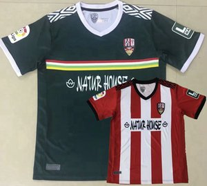 20 21 UD Logroñés maillots де Джерси ноги футбола Logrones ERRASTI Iñaki ANDY дом вдали-2020 2021 футбола рубашки