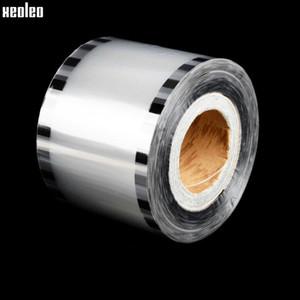 XEOLEO del lacre de sellado transparente película Carrete de película por material de taza PP 90/95 / 98 mm para el sello PP 2000 taza / roll