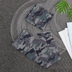 1 Paar Durable Tarnung Taktische Arm-Hülsen-Silk Sunscreen Cuff Arm Sleeves für Wandern