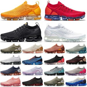 nike air vapormax 2.0  Mens Running Shoes Tongue Pull Tabs white What The OG Anniversary Centre Pompidou Men Runner Trainer Sports Sneakers