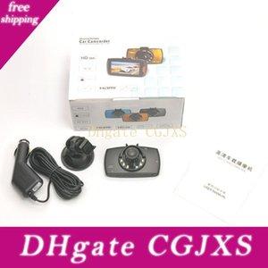G30 سيارة كاميرا 2 0.2 عالي الوضوح 1080p سيارة DVR مسجل فيديو كاميرا داش 120 درجة زاوية واسعة كشف الحركة للرؤية الليلية G أجهزة الاستشعار