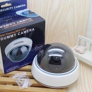 видео Искусственное камеры Сымитированный видеонаблюдения пустышки Ir Led купольная камера Генератор сигналов Санта Security Supplies WY767Q