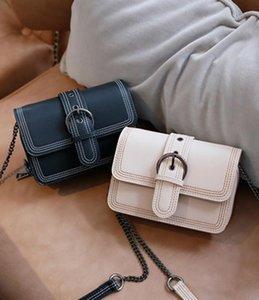 Designer bags women's leather bags chain solid shoulder bag mini women's messenger handbags .NSQB-007