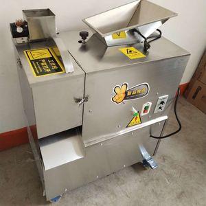 150-200kg / saat yuvarlak top makarna ekmek kesme makinesi bölücü hamur yapma makinesi topuz buğulama