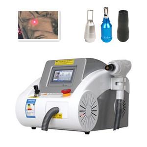 2020 NEW удаления татуировки лазера Машина 1064 532nm 1320nm Q Переключатель лазера Окрашивание волос удаления оборудования