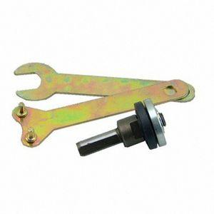 25 # 3pc10mm broca elétrica conversão Angle Grinder Biela Para Cortar Disc Polimento Roda Metals Handle Titular Adaptador IxEe #