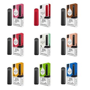 Myle Mini monouso dispositivo Pod Kit 280mAh batteria 320 soffi 1,2 mL pre-compilata Vape