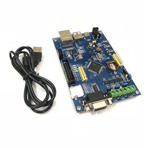 ome Automation Modules 1Set Industrial Control Development Board STM32F407VET6 Learning 485 Dual-CAN-Ethernet-Internet der Dinge STM32 Or ...