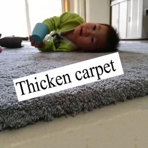 Teppiche verdicken Plüsch weich Shaggy Teppich für Wohnzimmer Alfombras Faux Pelz Fleece Große Fläche Teppich Schlafzimmer rutschfeste Bodenmatten nach Hause