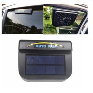 Automatica della finestra 1Pcs energia solare Ventilatore Air Vent ventilatore di ventilazione del dispositivo di raffreddamento del radiatore solare Ventilatore di scarico con gomma Spogliarello Car