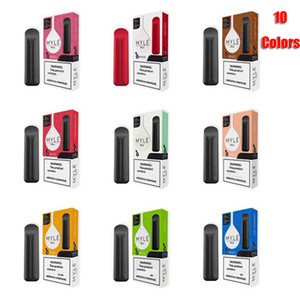 Myle Mini monouso Dispositivo Pod Kit 280mAh batteria 320 soffi 1,2 mL pre-compilata Vape Svuotare penna VS Air Bar Più di flusso