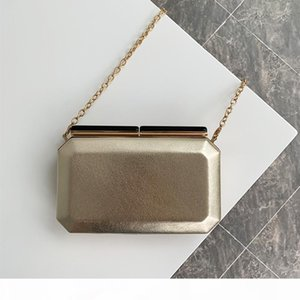Designer-Alloy Clutch Bag Christmas Evening Bags For Women Acrylic Sequined Chain Shoulder Bag Female Party Wedding Clutches Purse