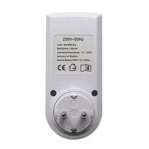 2020 Mini Digital Lcd Monitor 230v 16a Timer Switch Socket Socket Kitchen Appliance Time Plug-in Time Control Kitchen Essential