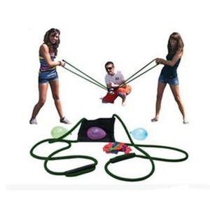 NEW Balloon Launcher Slingshot Outdoor Toys Gun Beach Water Snowball Fight Random Color