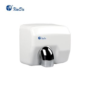 The Xinda GSQ 250 Hand Dryer Classic Style (White) Stainless Steel Automatic Infrared Induction Sensor Wall Mounted