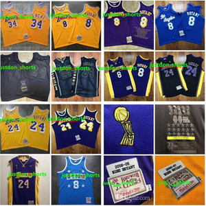 2020 nouvelle authentique Mitchell Ness Los Angeles