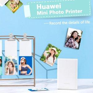 HUAWEI الزنك CV80 الجيب AR المحمولة طابعة الصور Blutooth و300DPI 4.1 لاسلكية صغيرة الهاتف صور الطابعة أكثر الكتب مبيعا