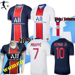 YENİ 20 21 Maillots ayak ps futbol forması de 2020 2021 Paris MBAPPE Sarabia forması futbol takımı şampiyon forması futbol forması