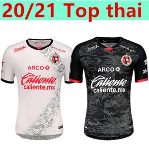 20 21 Xolos نادي تيخوانا لكرة القدم بالقميص منزل AWAY 2021 2020 Sanvezzo ميلر camisetas قميص المكسيك الدوري المكسيكي الممتاز رجل كرة قدم للأطفال تايلاند