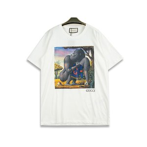 Moda Uomo maniche corte A Bathing Ape cotone T shirt di alta qualità 20ss Mens Stylist T shirt Tees M-3XL # 011