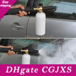 Высокого давления автомобиля Снег пены Lance воды Очистители автомобилей Стиральная машина Стиральная Чистящие Средства Foam Water Gun