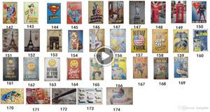 Cartoon Superero Cic ome ar Vintage Métal ns ome décor vintage Tin Pu Carft assiettes décoratives en métal mur Steve