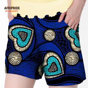 2020 shorts de plage d'été AFRIPRIDE privée impression personnalisée A722101 pur coton