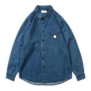 CP topstoney PIRATE COMPANY 2020 konng gonng printemps et à l'automne nouveau manteau des hommes de chemise de mode design de veste en jean