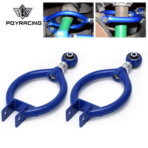 PQY - Adjustable Rear Upper Arm Camber Kit Suspension Bar For 89-00 Nissan 240SX S13 PQY9816