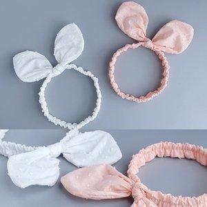 bébé lapin nouveau cottonstyle pour enfants Couvre-chef bande cheveux tu Er Tu Er style coréen bande lapin cheveux oreille