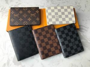 New Good Quality passport cover Luxury classic men women Luxury passport holder covers card holder ek5t#