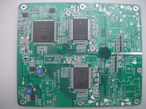 XDTPCB 10 layers 0.1mm laser drilling HDI FPC rigid-flex pcb circuit board