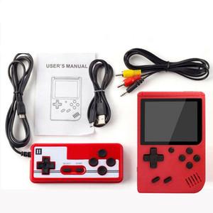 Retro Video Game Console Handheld Game Портативный карманный игровой консоли Mini Handheld плеер для детей подарка