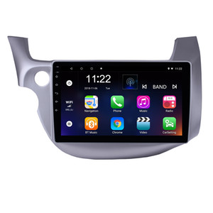 10.1 inch Android 10.0 Car Touchscreen Multimedia Player for 2007-2013 Honda Fit with Bluetooth WIFI GPS Navigation support SWC