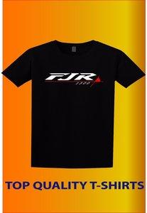 2020 nueva camiseta de la camisa de verano fresco FJR1300AS FJR1300 motocicleta japonés impreso camiseta de algodón camiseta