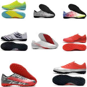 Super Qualität 13 Pro IC TF Herren Fußballplatten Mercurial Superfly 7 Elite AC Soccer Schuhe Günstige CR7 Mercurial 13 Elite Foot