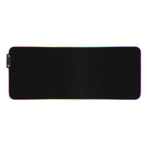 Extra Grande Soft juego alfombrilla de ratón RGB de gran tamaño que brilla Mat