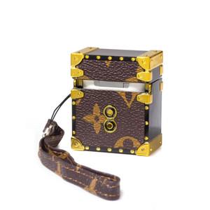 concepteur AirPod Pro cas pour AirPod 3 PU Cover Mode Anti Perdu Crochet porte-clés pour fermoir AirPod Livraison gratuite Case 324
