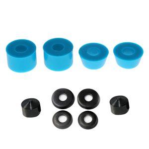 Nuovo pattino Absorber boccole per 7 pollici Skateboard / Longboard boccole ad alta elasticità -Absorbant Skate Trucks