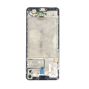 6.5 Lcd Display Screen Digitizer for Samsung Galaxy A21s SM-A217F A217F With Frame Assembly Replacement Lcd Screen Parts Black