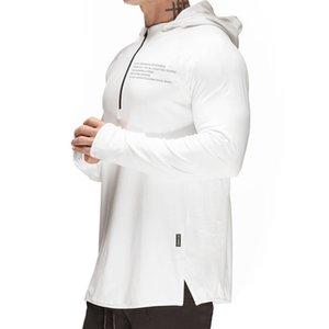 New Xkaxl ASRV Hoodie Sweatshirt Sport Long Hoodie Reflective Sports 2020 Sleeves Running Outdoor Autumn Fitness Mens Uacgh