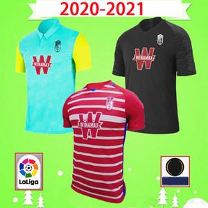 2020 2021 غرناطة كرة القدم جيرسي 20 21 سولدادو فرنانديز MACHIS PUERTAS F.VICO كرة القدم قميص العزيز هيريرا فاديلو إتيكي سانشيز موحدة