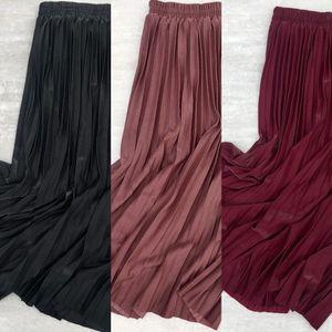 eAcPD pFzkE 2020 봄과 여름 큰 스윙 라인 긴 주름 치마 길이 Mop- LINE 드레스 걸레 A - 슈퍼 드레스 스커트 90cm