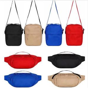 Mujer alta calidad del bolso del paquete de Fanny unisex clásico de la cintura bolsas de moda Muchacha de la playa de Hip-Hop de la correa del bolso de hombro de los hombres de Oxford bolsa Envío gratuito