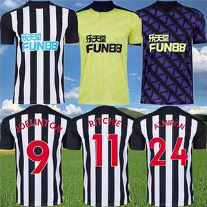 RITCHIE Fußball Jerseys 2020 21 GAYLE HAYDEN UNITED JOELINTO LASCELLES CARROLL Shelvey ATSU Joelinton Fußballhemden